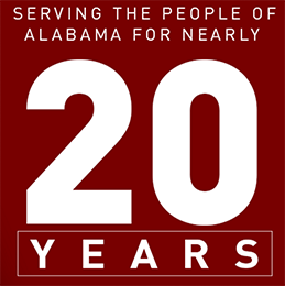 Serving The People Of Alabama For Nearly 20 Years